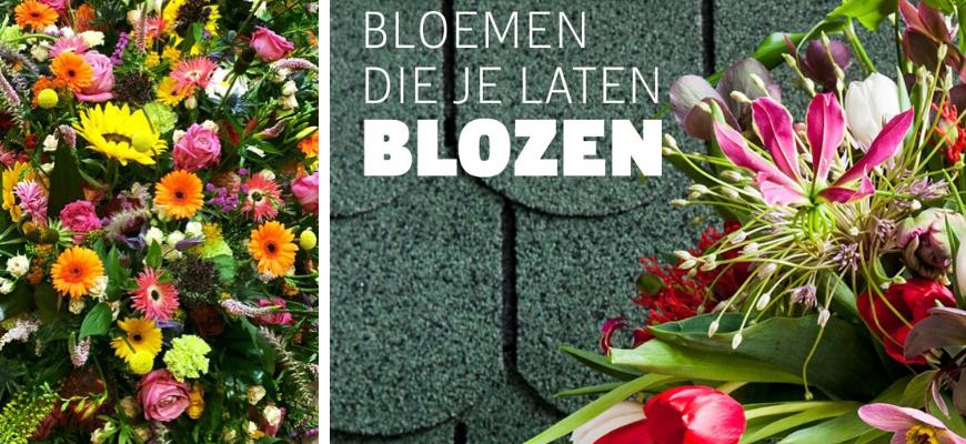 Boeket bloemen bestellen - Pluk n Bloom