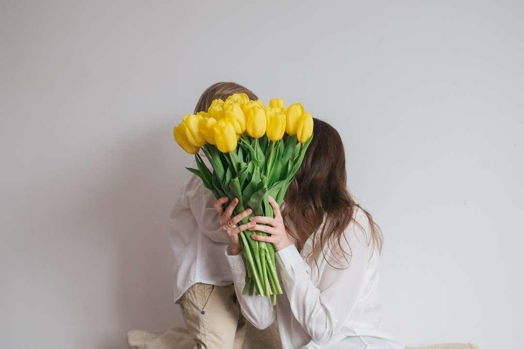 Tulpenboeket Pluk n Bloom