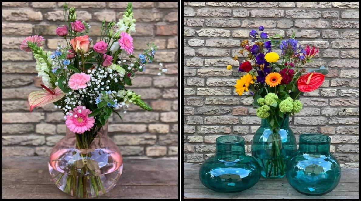 Boeket bloemen en soorten Pluk n Bloom